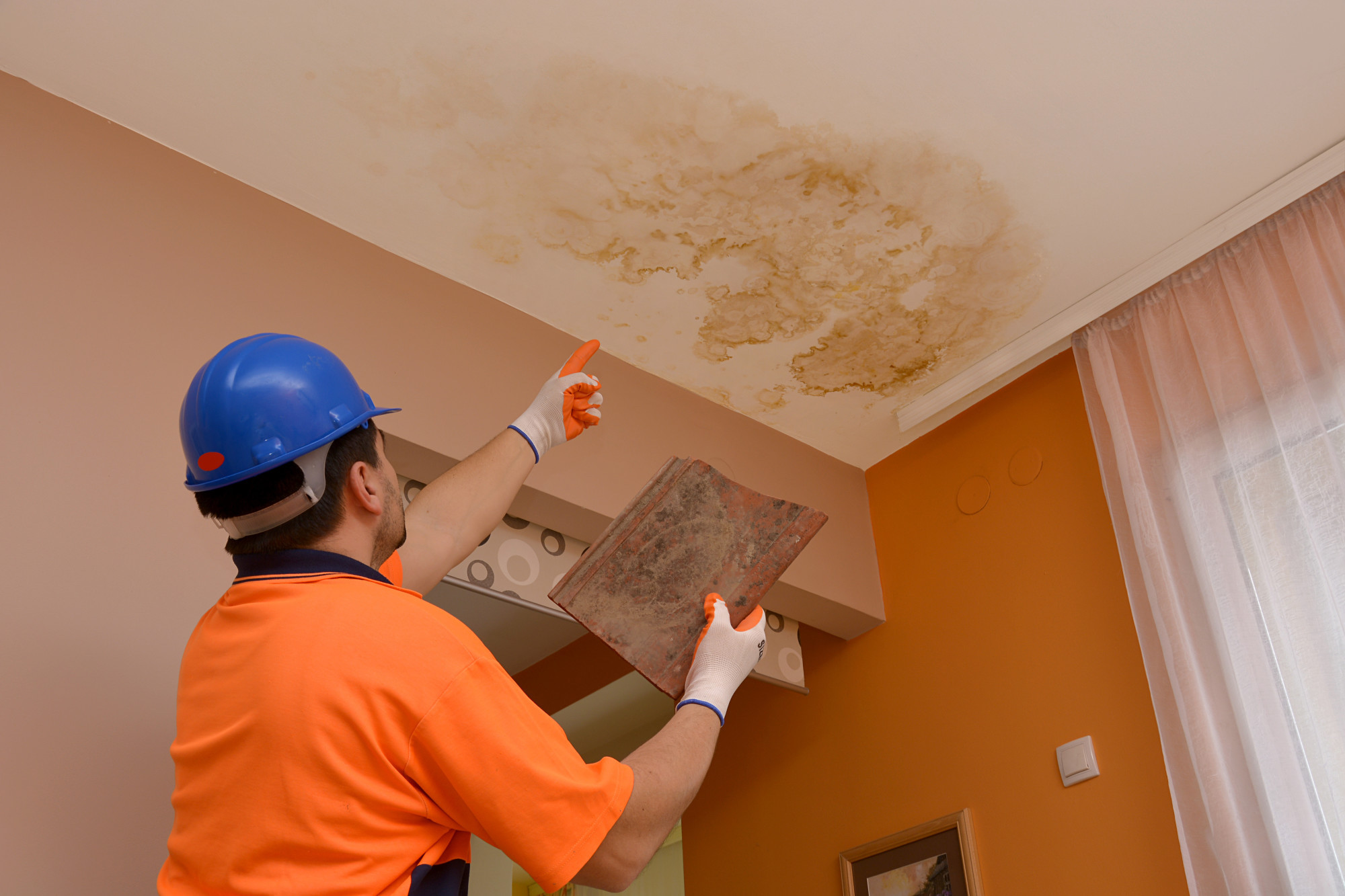 thumbnail for How To Know When To Call The Experts On Water Damage Repair